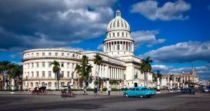 Havanna Capitol building